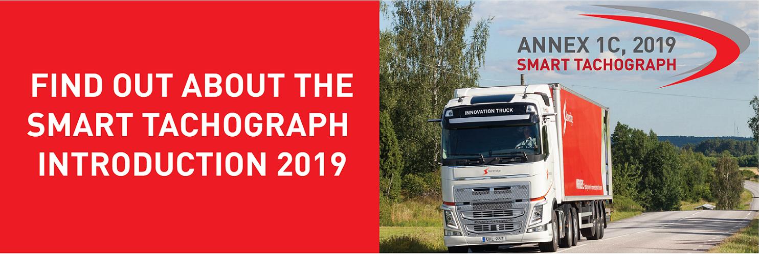 Smart Tachograph 2019