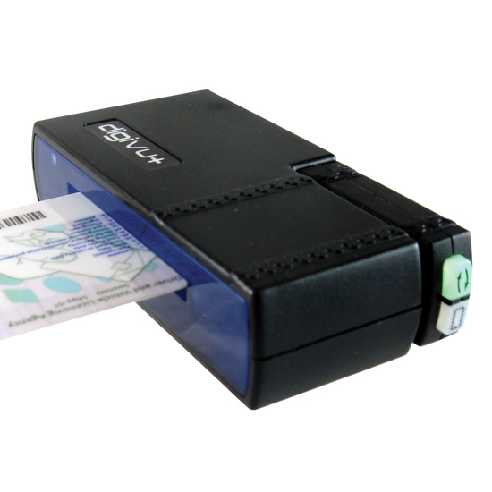 digivu+ - for driver card and digital tachograph