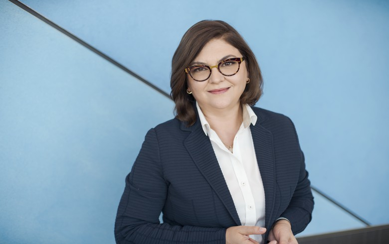 Adina Ioana Valean - Romanian EU Commissioner for transport