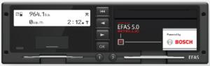 EFAS 5 Smart Tachograph