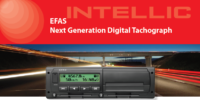 EFAS Digital Tachograph