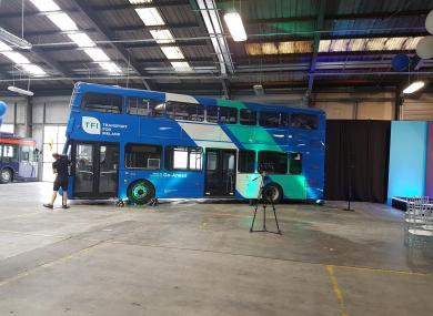 Go Ahead Dublin Buses