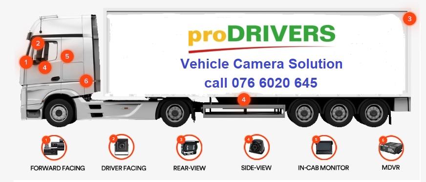 HGV-Cameras Layout