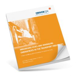 M2 Minimising risks and managing emergencies in the transport industries