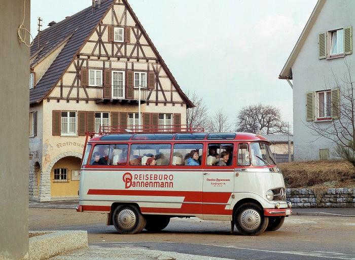20 years of Mercedes-Benz Sprinter