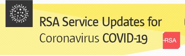 RSA Updates