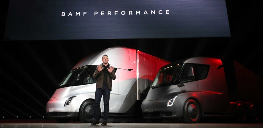 Fercam oders Tesla Electric Truck and reveals purchase price