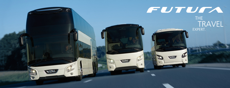 VDL Futura - The Travel Expert