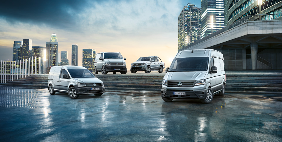 Volkswagen Commercial Vehicles'