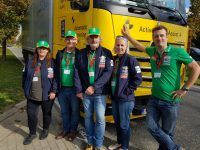 Team Ireland at the World Professional Driver Championships 2018