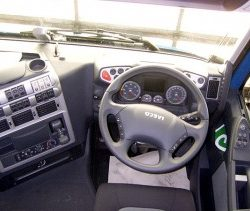 Driver Accessories - The Professional Driver
