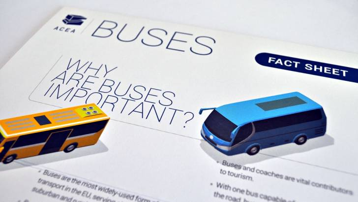 WHAT ARE BUSES?