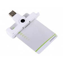 USB Foldable Mobile Smart Card Reader
