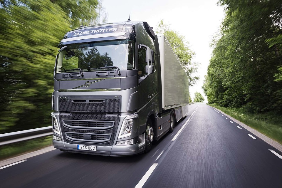 Volvo Trucks Has Many New Features In For Iaa 2016