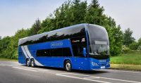 Plaxton Panorama double deck coach