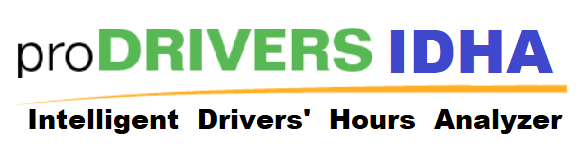 Intelligent Drivers' Hours Analysis