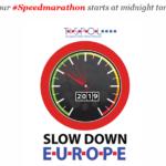 24-hour #Speedmarathon starts at midnight tonight!