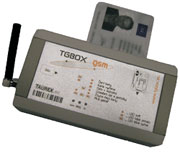 TGBox is a wall mounted unit for Depots
