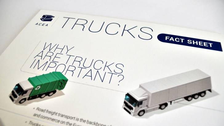 WHAT ARE TRUCKS?