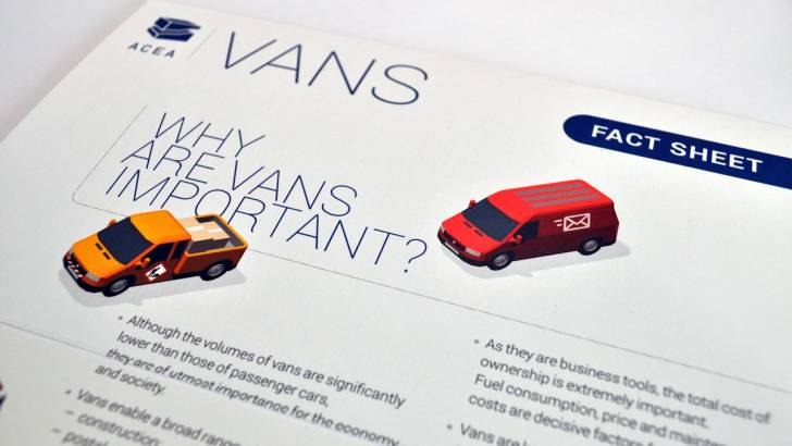 WHAT ARE VANS?
